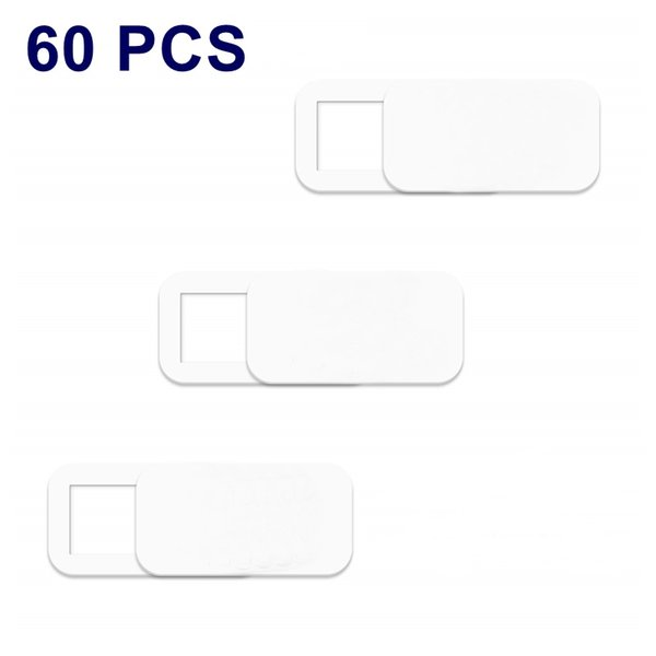 60PCS blanca