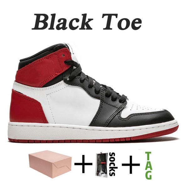 D17 36-46 TOE negro