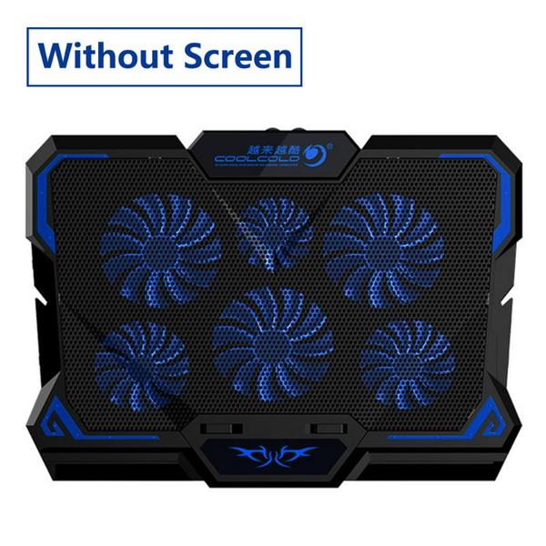 Sans l'écran bleu