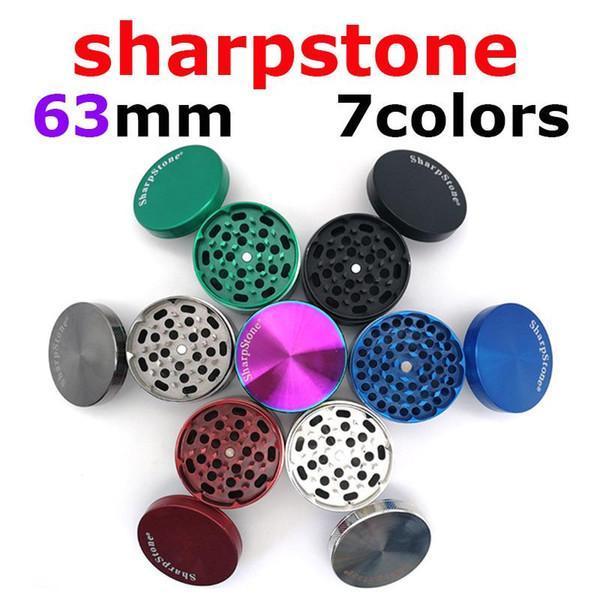 63 mm (sharpstone)