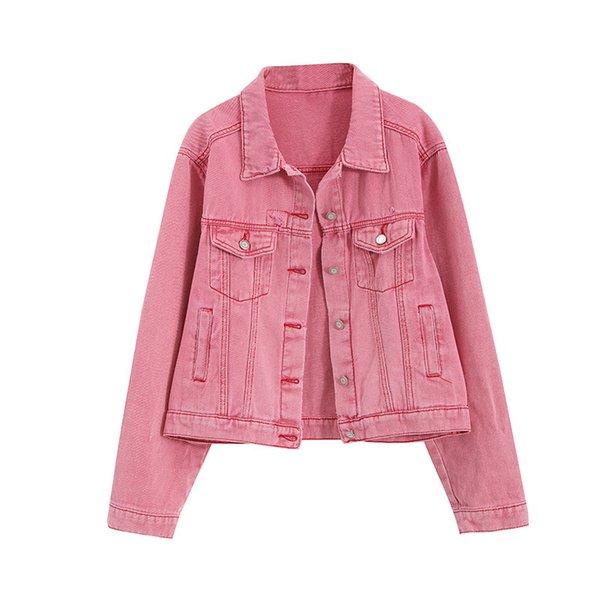 Brasão rosa Denim