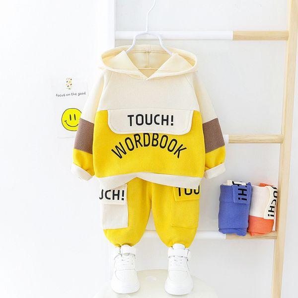 Bo touch f amarelo
