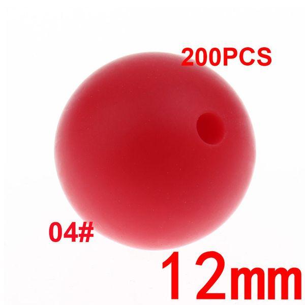 04 Scarlet Red