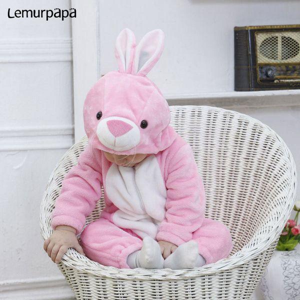 Rosa Kaninchen