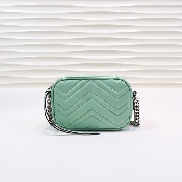 18 cm / mini / menta verde