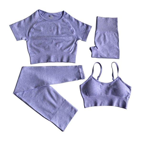 Фиолетовый 4 шт