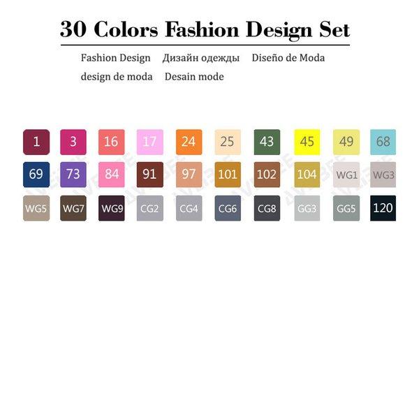 30 Fashion Set