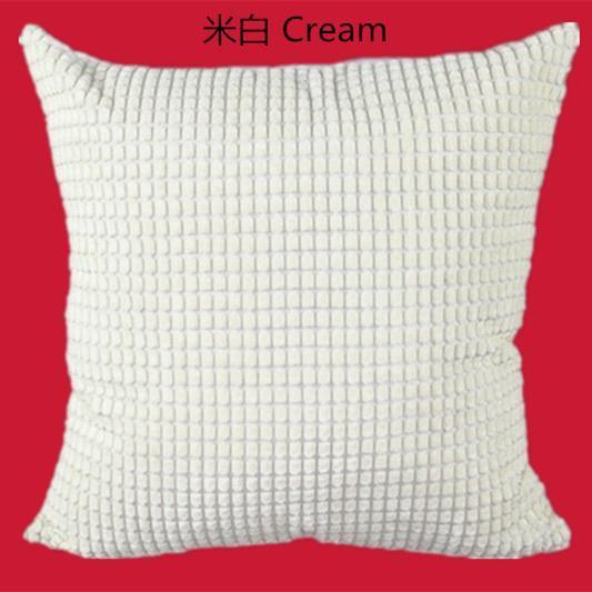 Big plaid Cream