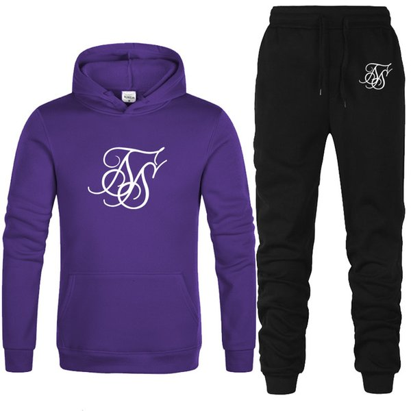 Purple Black-B-S