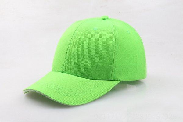 Floresan yeşil