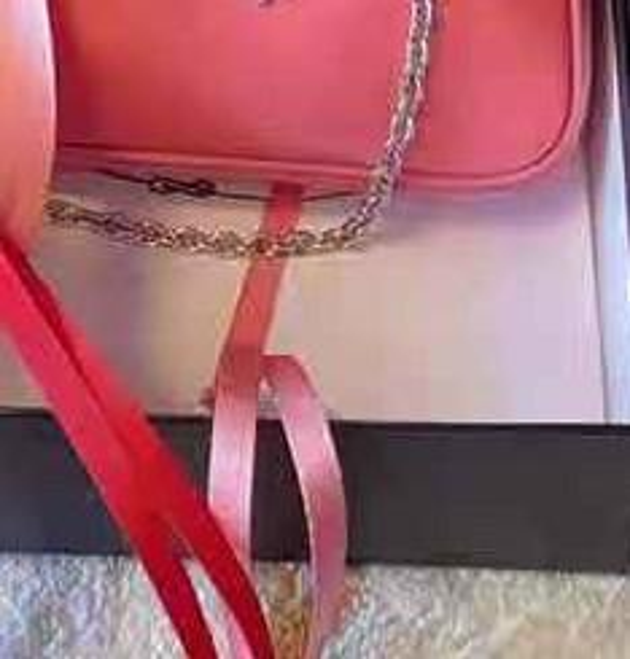 Pink-Mini-Tasche