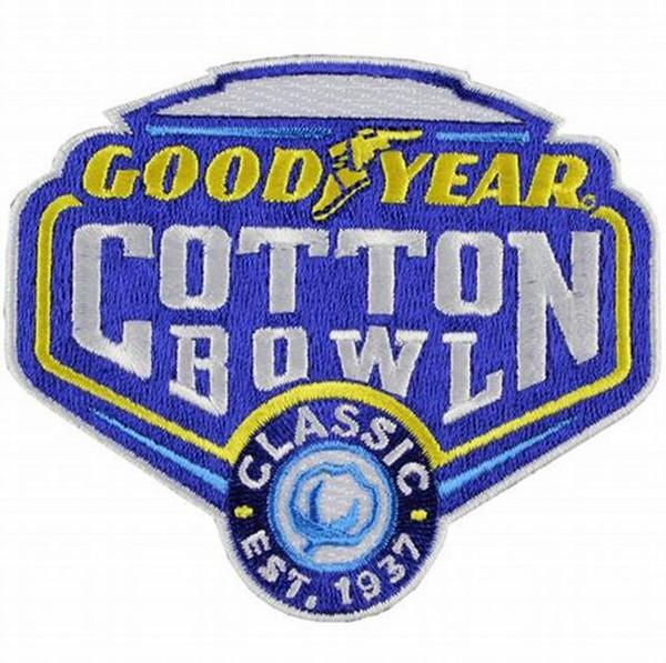 Cotton Bowl Patch