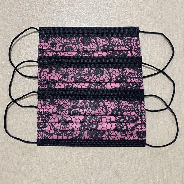 Pink Lace-Three Capa Melt Intermedio