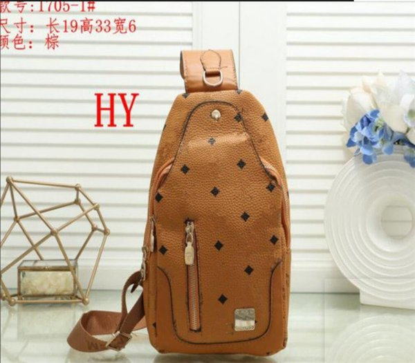 best selling High Quality Luxury men women' Backpack Chest bag casual outdoor backpack Designer lady backpacks Bags brands Chest bags