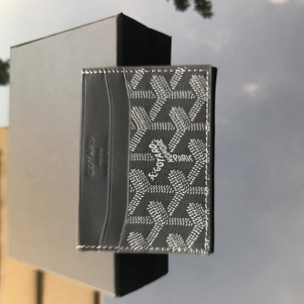 Dark Grey - Card Case