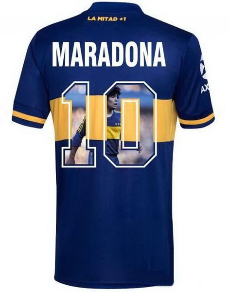 10 Maradona 20-21 Azul