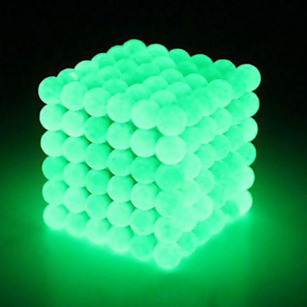 3mm216 الفلورسنت الأخضر