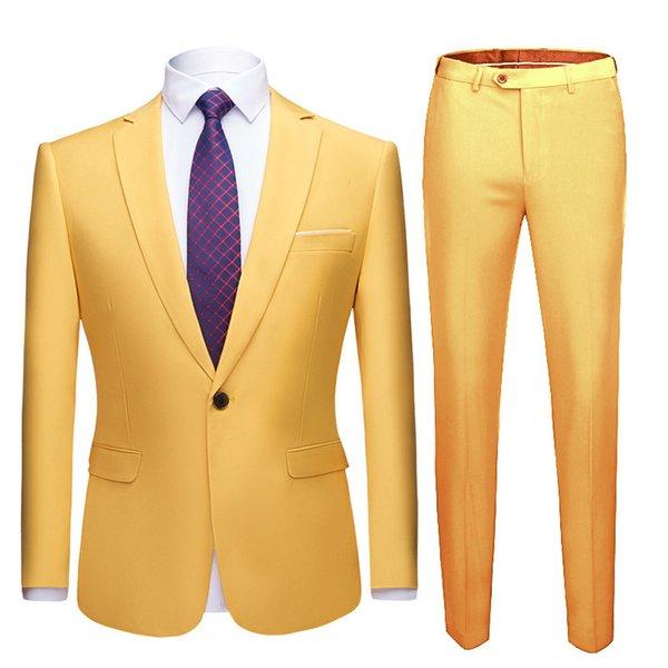 Costume jaune