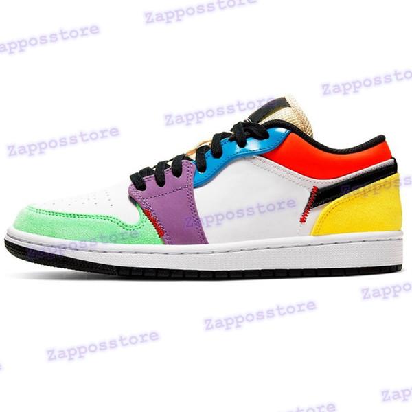 34. SE Multi-Color