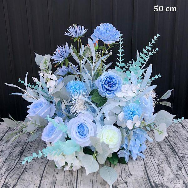 2pcs blue