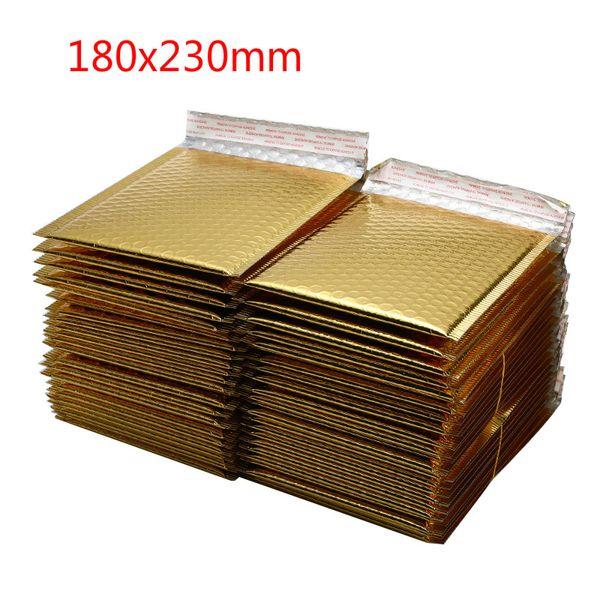 180x230mm Gold.