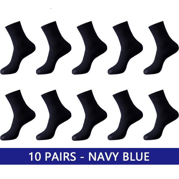 10 Paar blauer Name