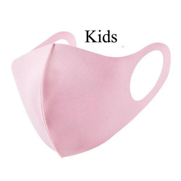 Crianças rosa