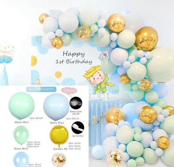 سلسلة بالون 5