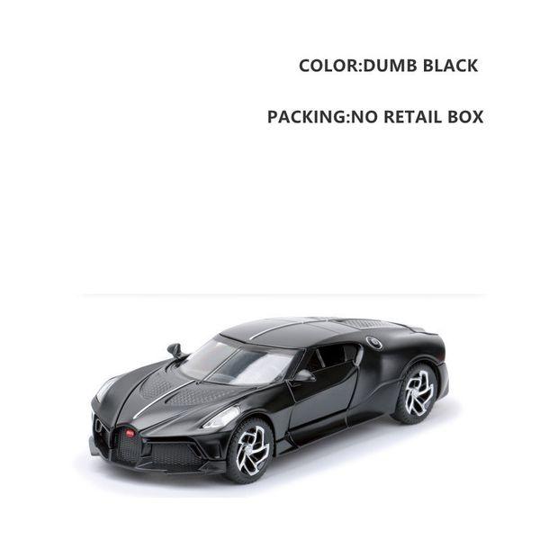 Dumb Black No Box