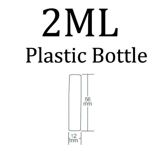 Пластиковая бутылка 2 мл