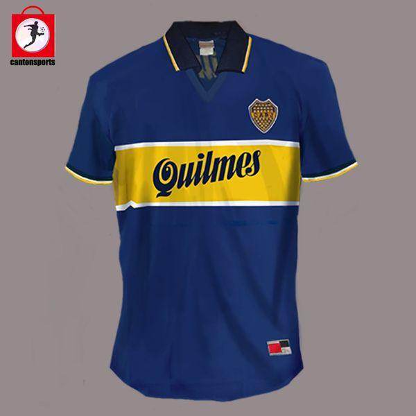 Boca Juniors 97 Home