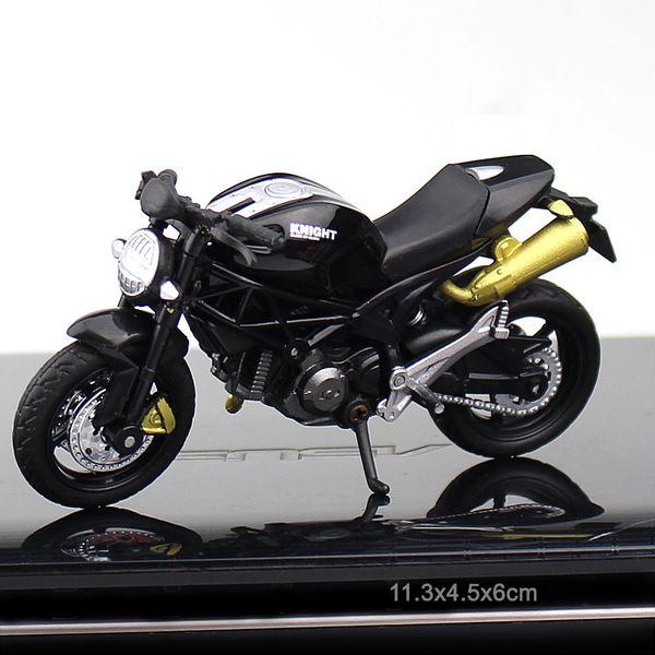 Noir Ducati