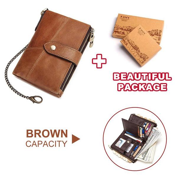 Brown-chain-box