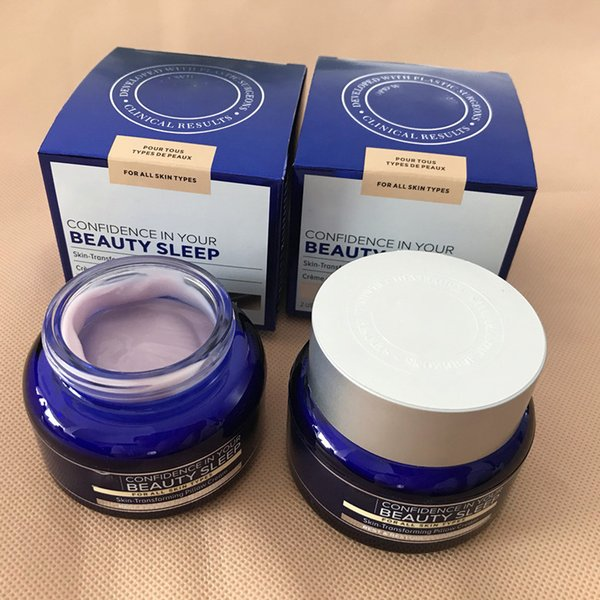 best selling Dropshipping 2020 New coming Cosmetics Skin-transforming Pillow Cream Confidence in your beauty sleep for all skin types