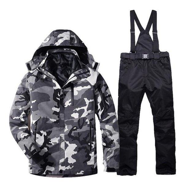 Camouflage G Black