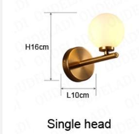 single head Warm White (2700-3500K)