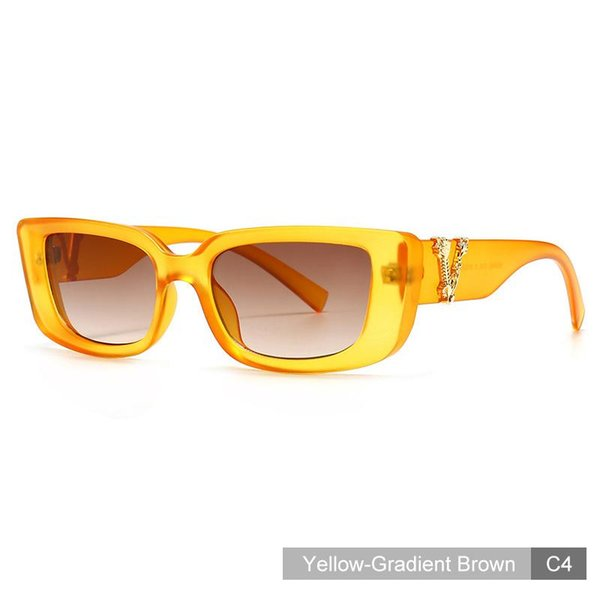 C4 jaune-borwn