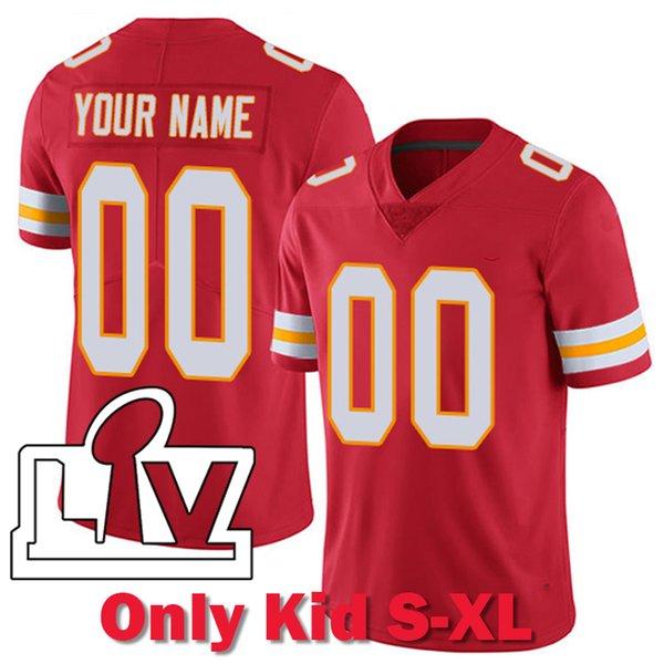 + Patch Custom Kid Jersey