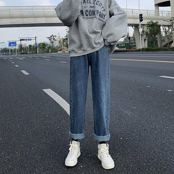 500 Retro Blue (pants)