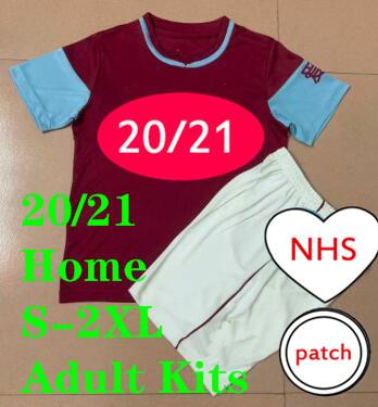 6 Home Adult Kits Patch