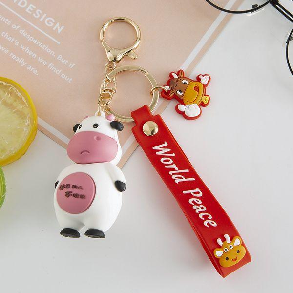 Kleine Kühe-Single-Opp-Tasche