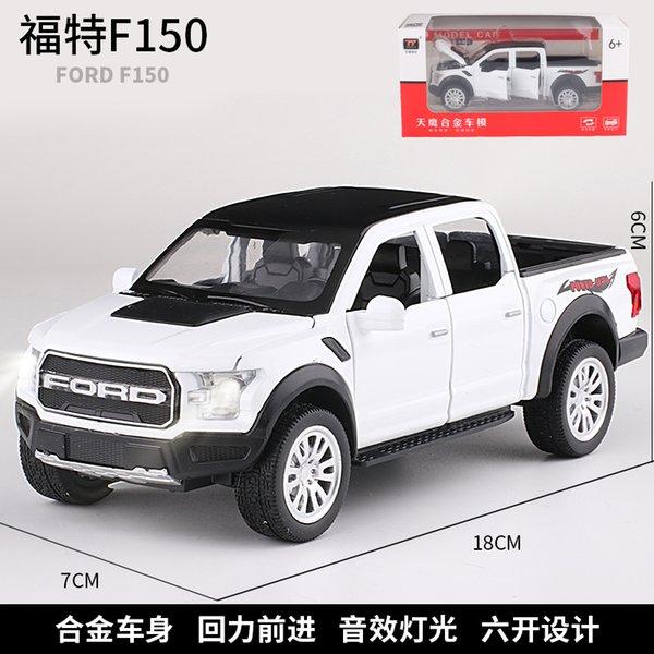 Ford F150 Box White