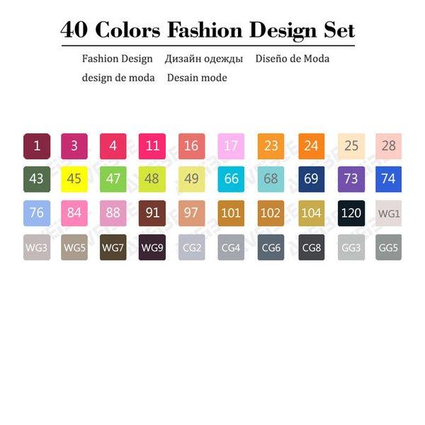 40 Fashion Set