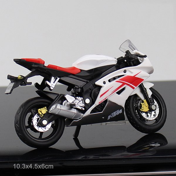Yamaha blanc