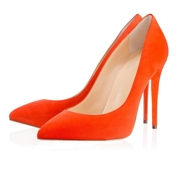 Orange fervente