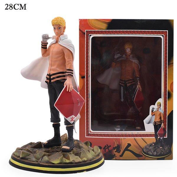 Naruto com caixa