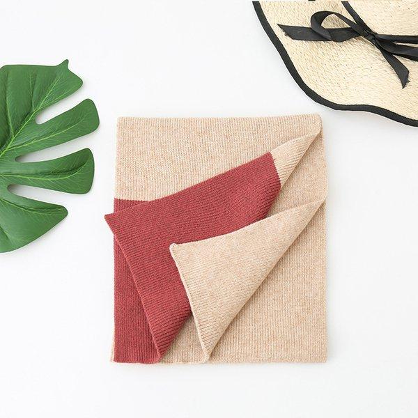 Riz rouille rouge-110x15cm