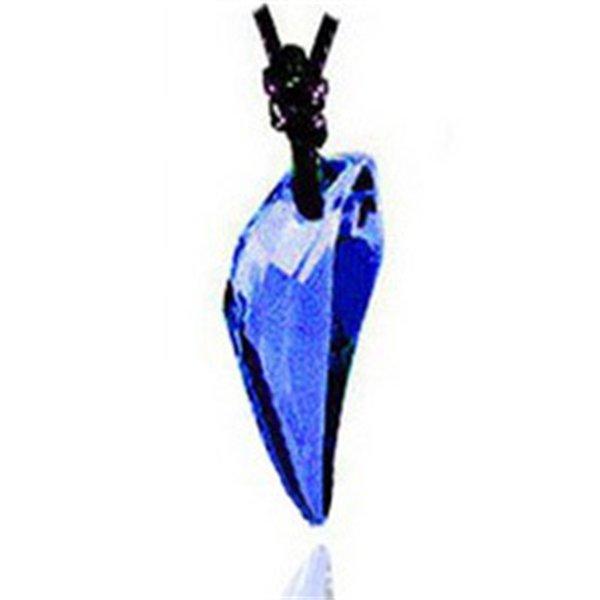 un bleu foncé