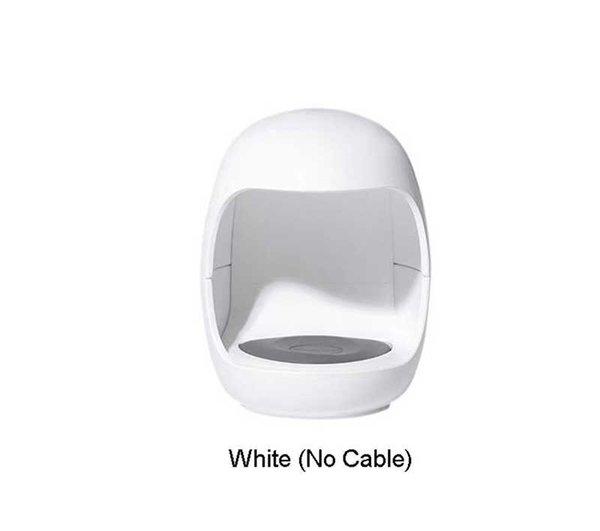 Weiß-kein Kabel