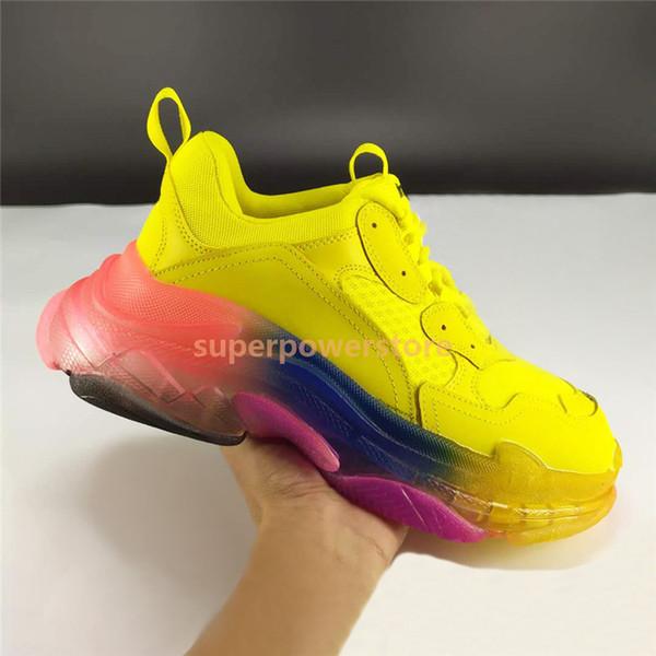 rainbow الأصفر الوحيد